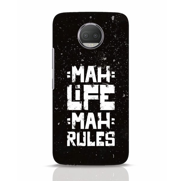 the latest 2cba5 3d17c My life My Rules - Mobile Cover