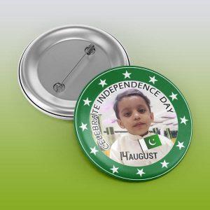 14 August Badges