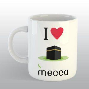 I love mecca