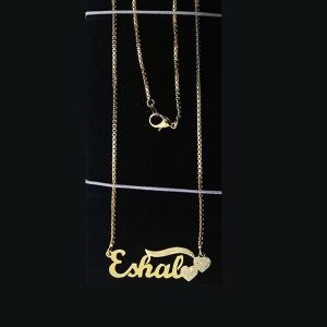 Name Necklace -D1
