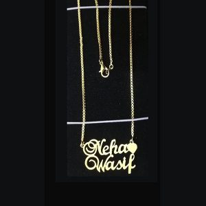 Name Necklace -D9