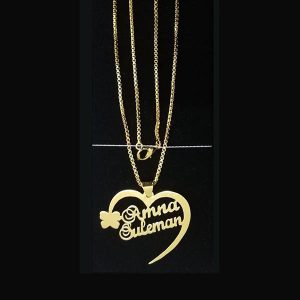 Name Necklace -D10