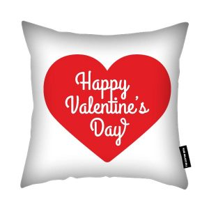 Happy Valentines Day Cushion