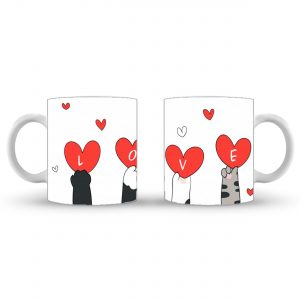 Love - Valentines Day Mug