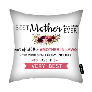 Best Mother in Law Cushion