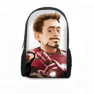 Iron Man – Backpacks