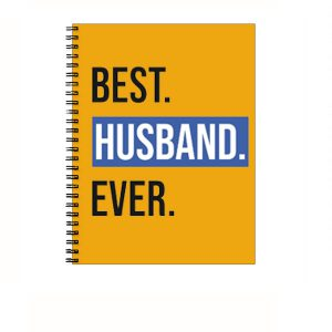 Best Husband Ever - Notebook