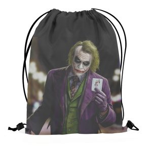 Joker – Drawstring Bag